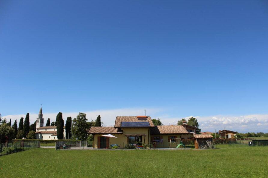 Panorama da Villa Madi